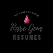 Rare Gem Resumes
